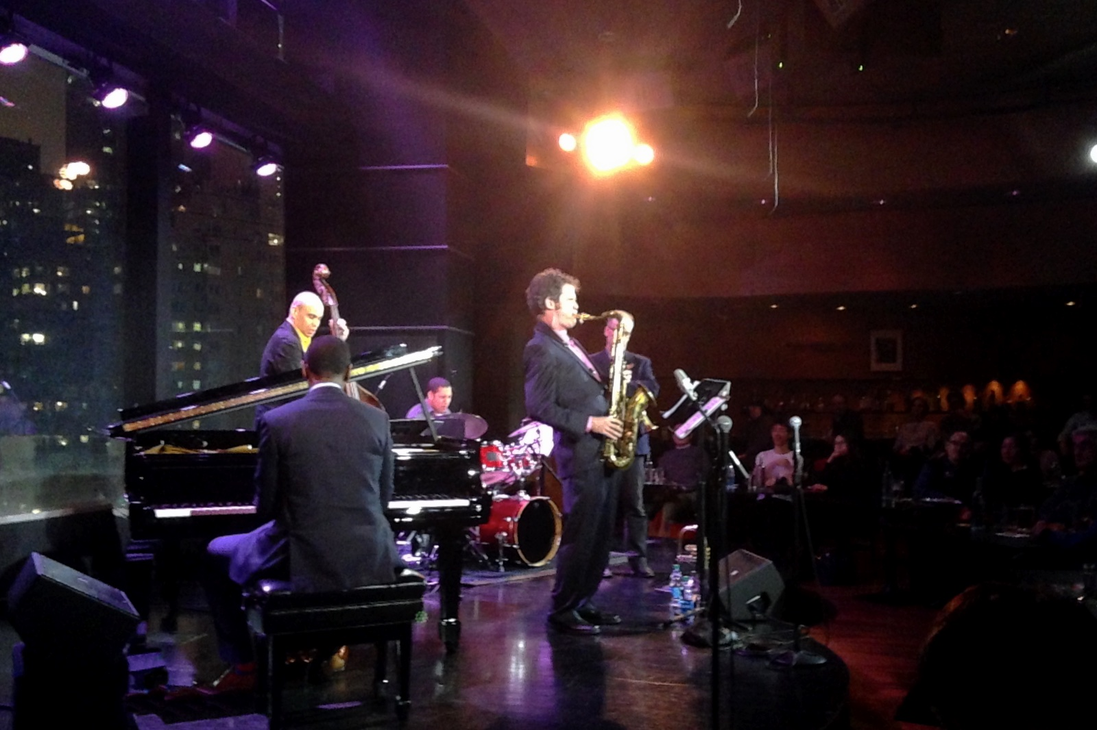 Anton Schwartz Quintet at Dizzy's (Nyc)