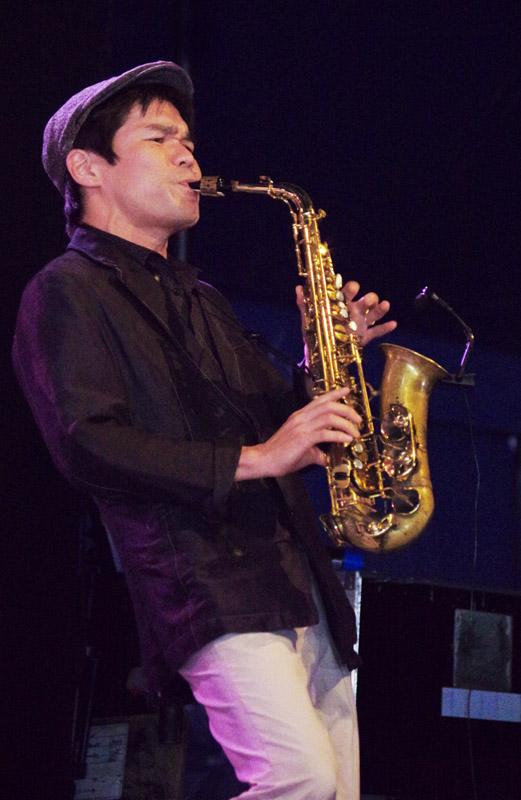Yosuke Sato, Love Supreme Jazz Festival