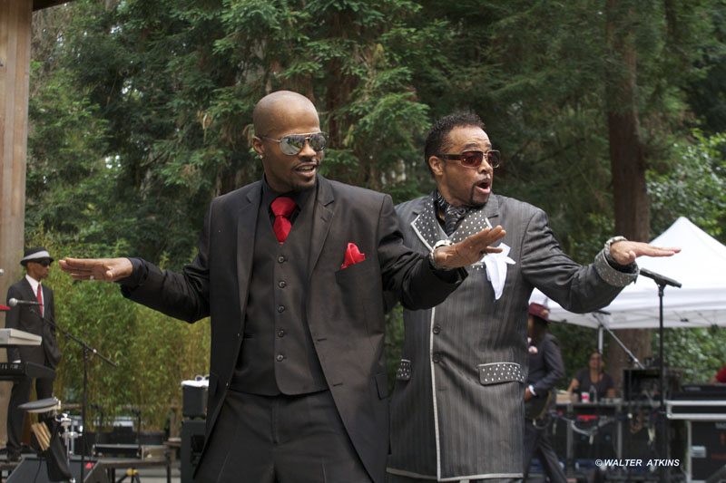 Morris Day & The Time with Con Brio at Stern Grove