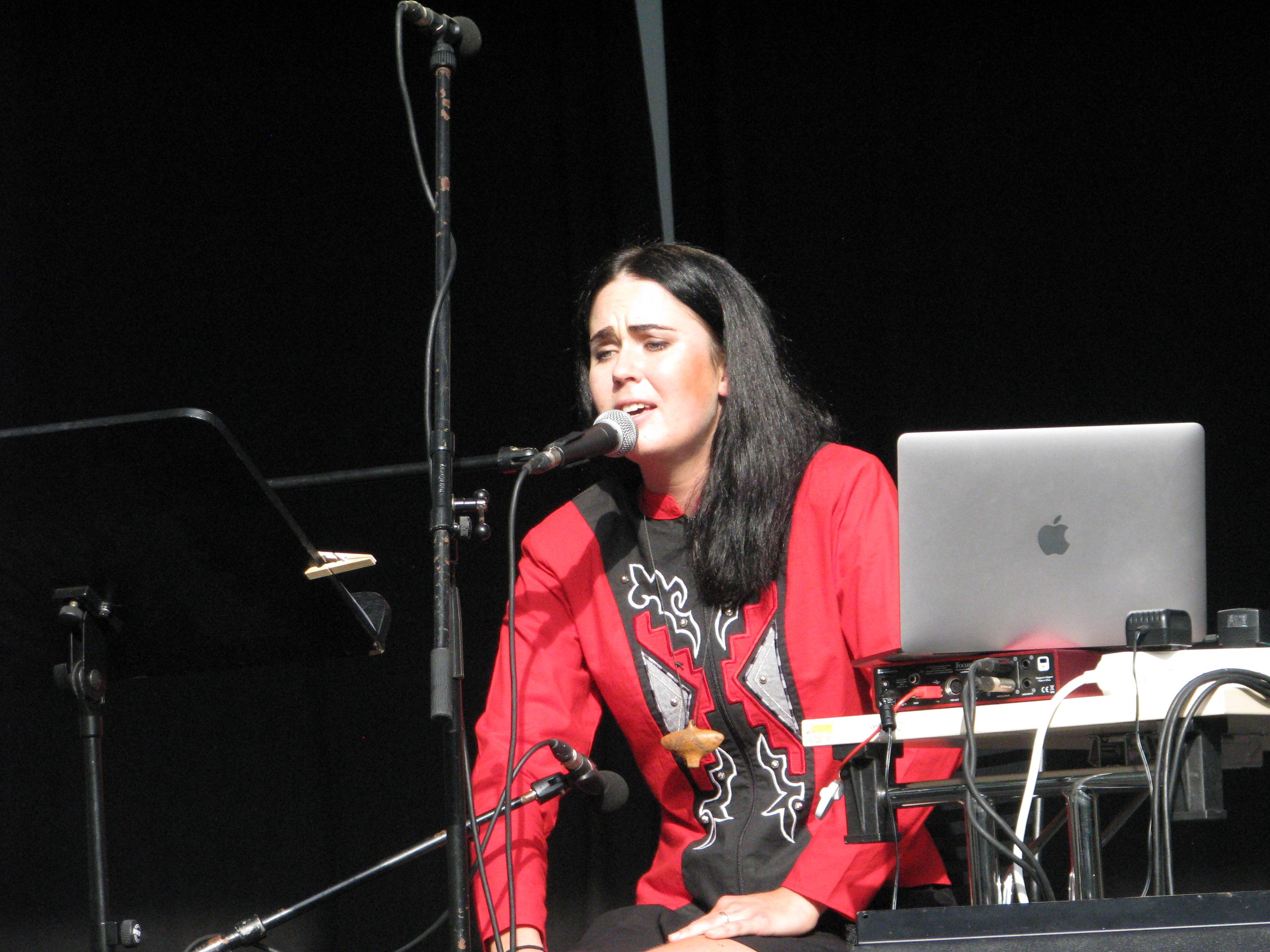 Alla Blehman - Jazz Festival Ljubljana 2019