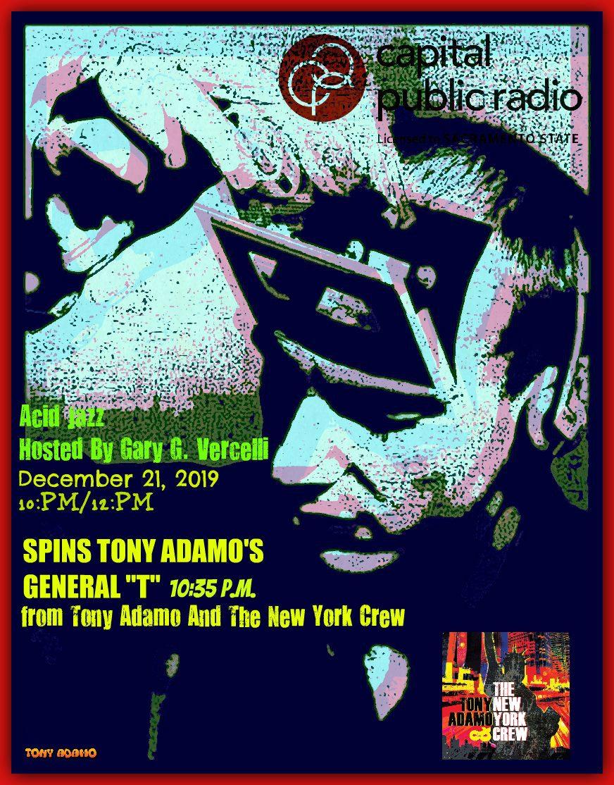 Tony Adamo/Airplay
