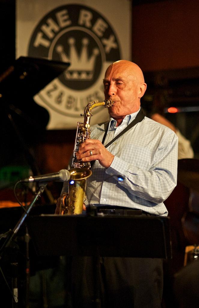 P.J. Perry at the Rex - Toronto
