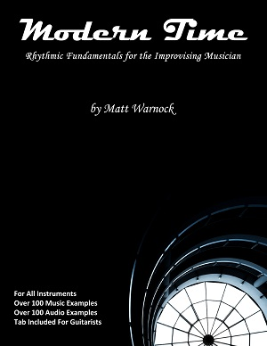 Jazz Educator Dr. Matt Warnock Releases Rhythmic Improvisational Concepts Ebook