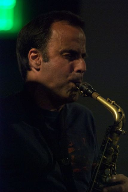 David Binney at the Blue Whale