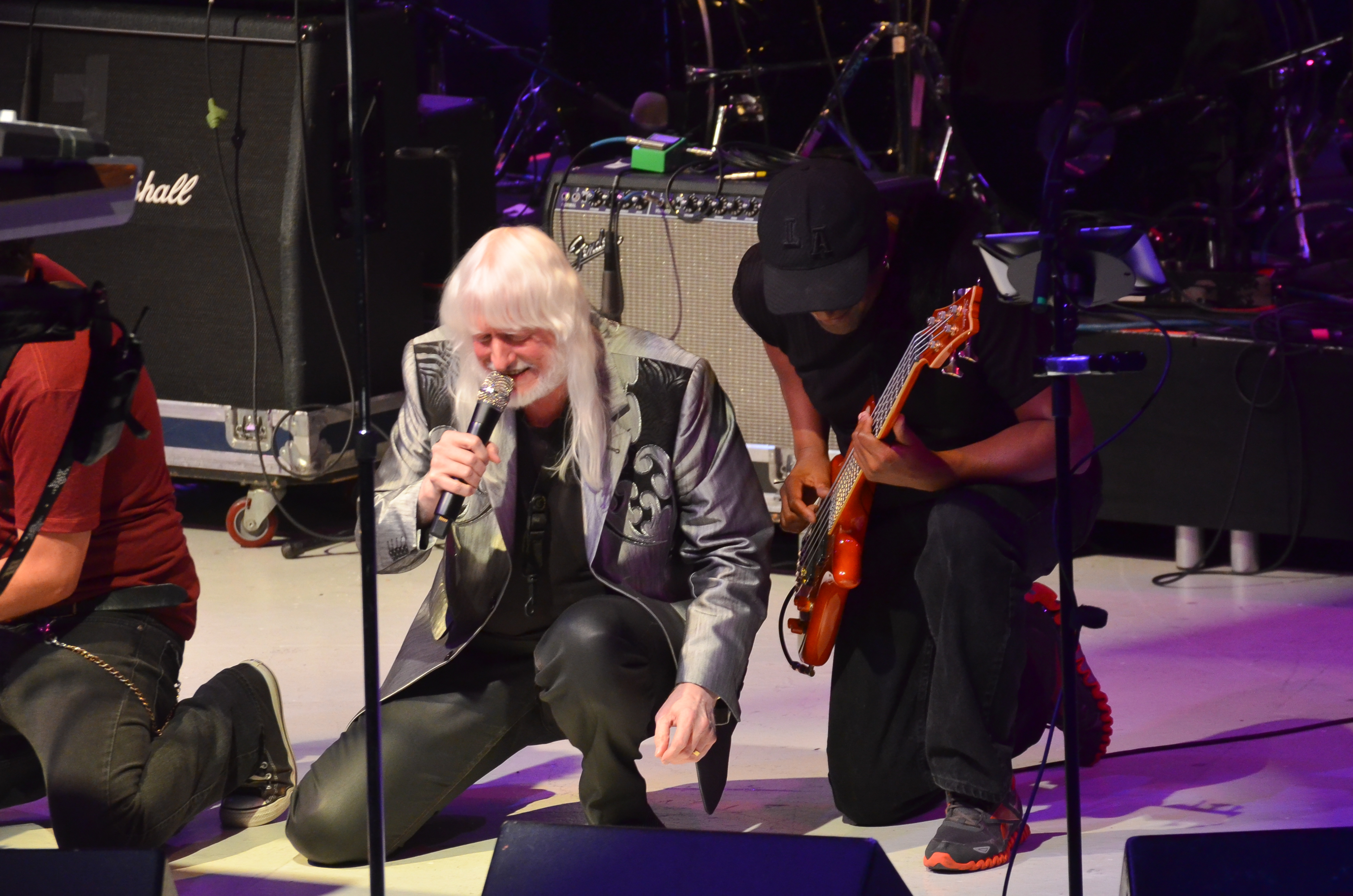 Edgar Winter at Rock n Brews, Nycb Theatre at Westbury