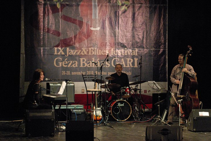 Majamisty Trio at Kikinda Jazz Festival