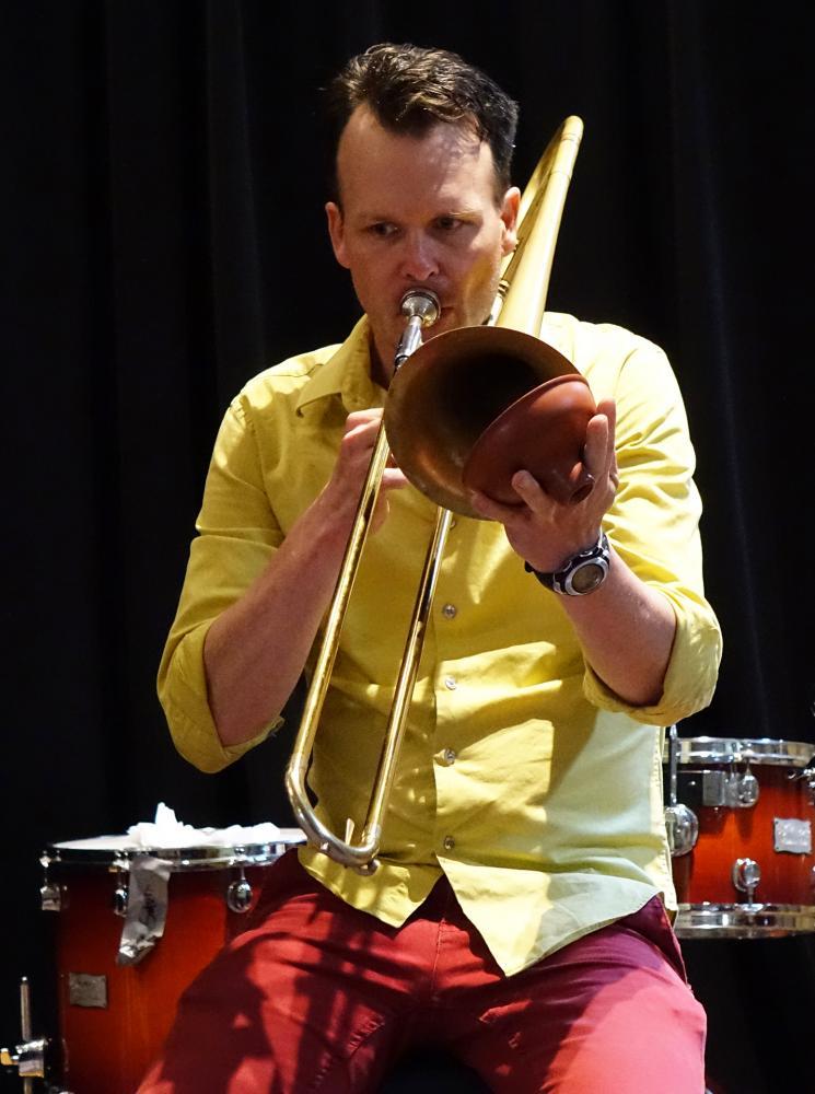 Scott Thomson at Something Else! Festival
