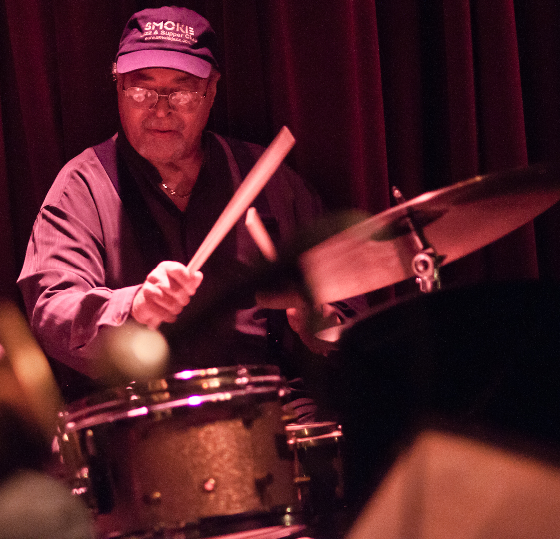 Jimmy Cobb with Full House: The Music of Wes Montgomery at Smoke Jazz Club
