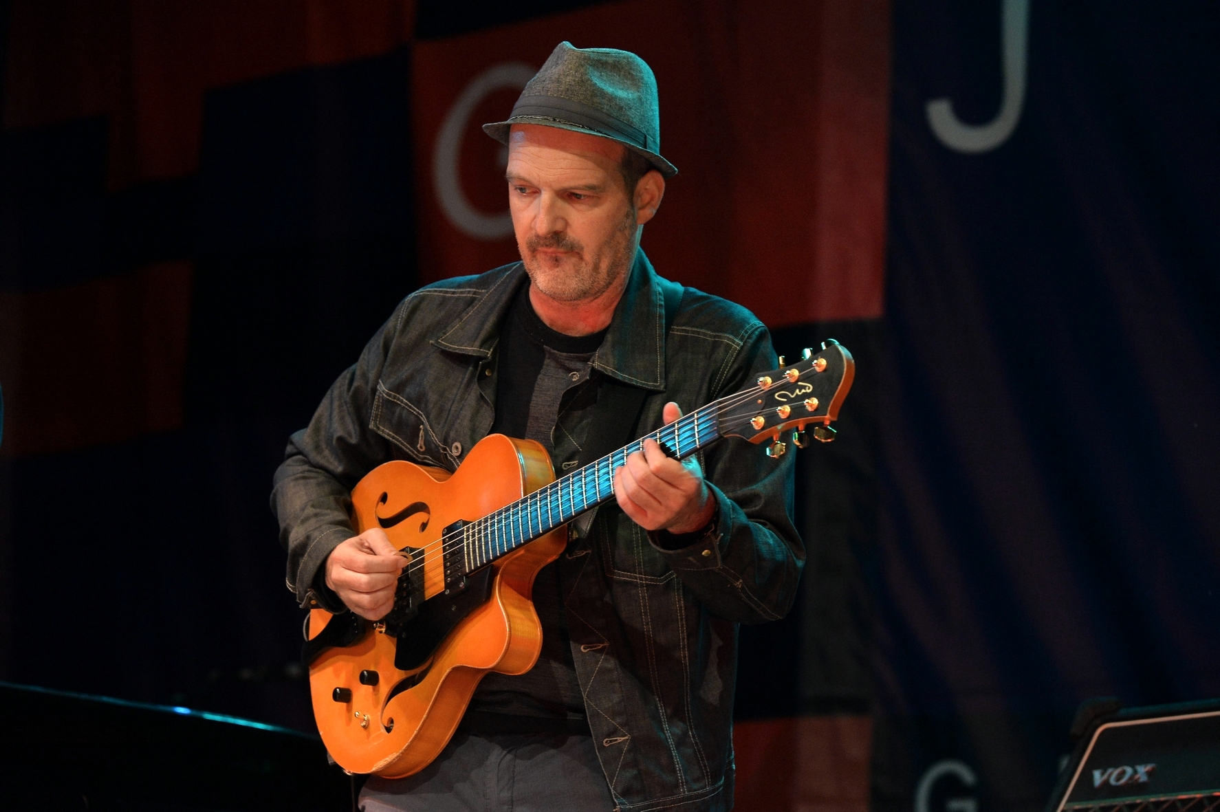 Wolfgang Muthspiel at Garana Jazz Festival 2017