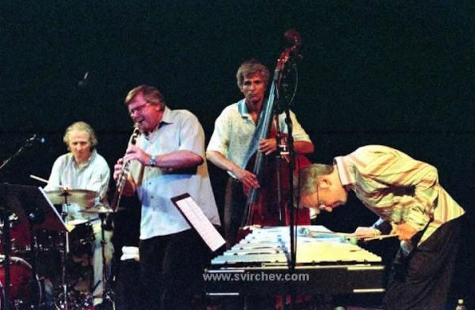 Theo jörgensmann quartet in vancouver (1999)