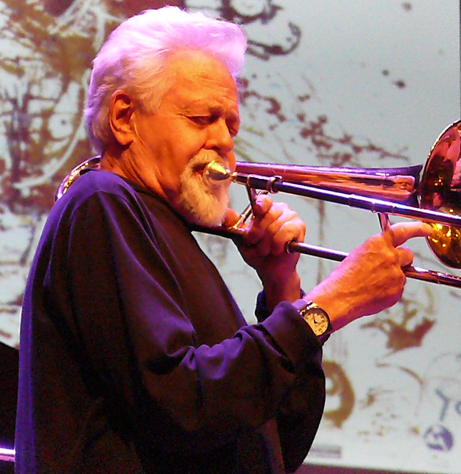 Roswell Rudd at vision 18