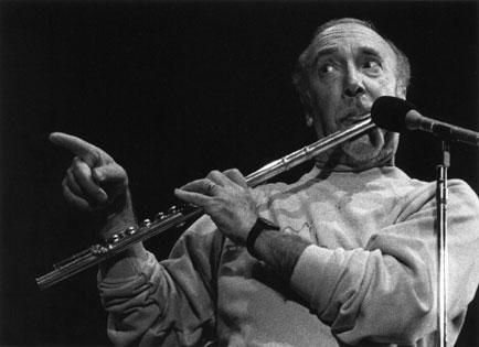 Herbie Mann Monterey Jazz Festival 1989
