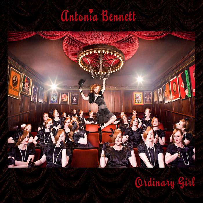 "Antonia Bennett ""Ordinary Girl"""