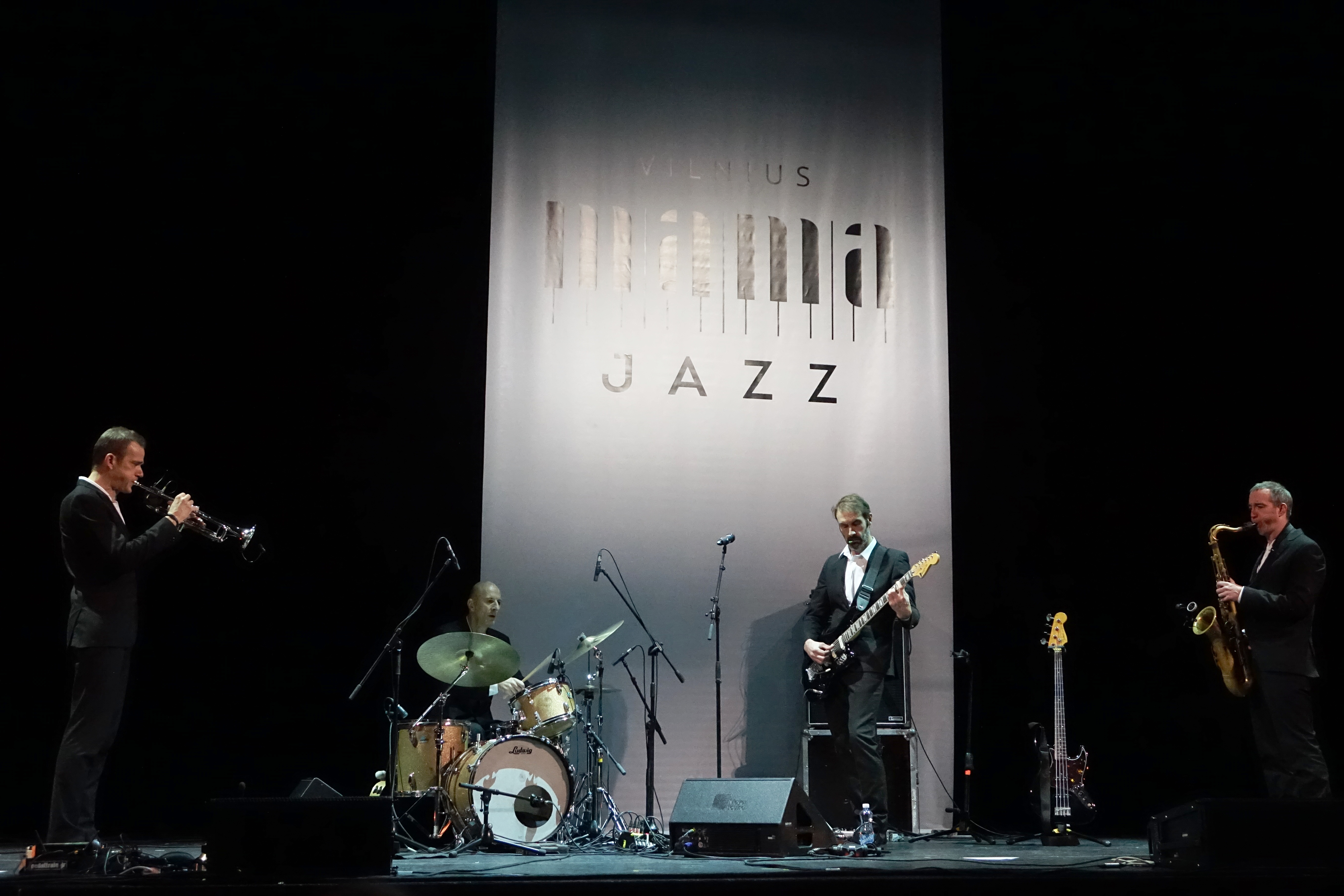 Get The Blessing at the Vilnius Mama Jazz Festival in November 2017