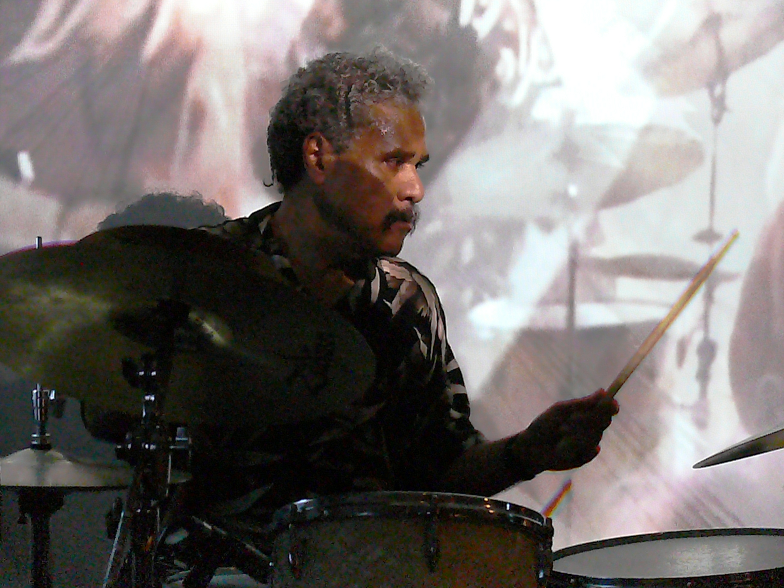 Anthony brown at cafe oto as part of the london jazz festival in november 2013