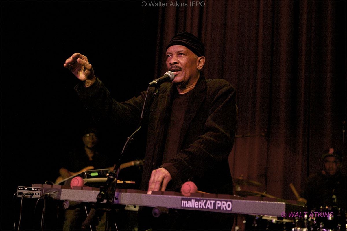 Roy Ayers at the Addition in sf