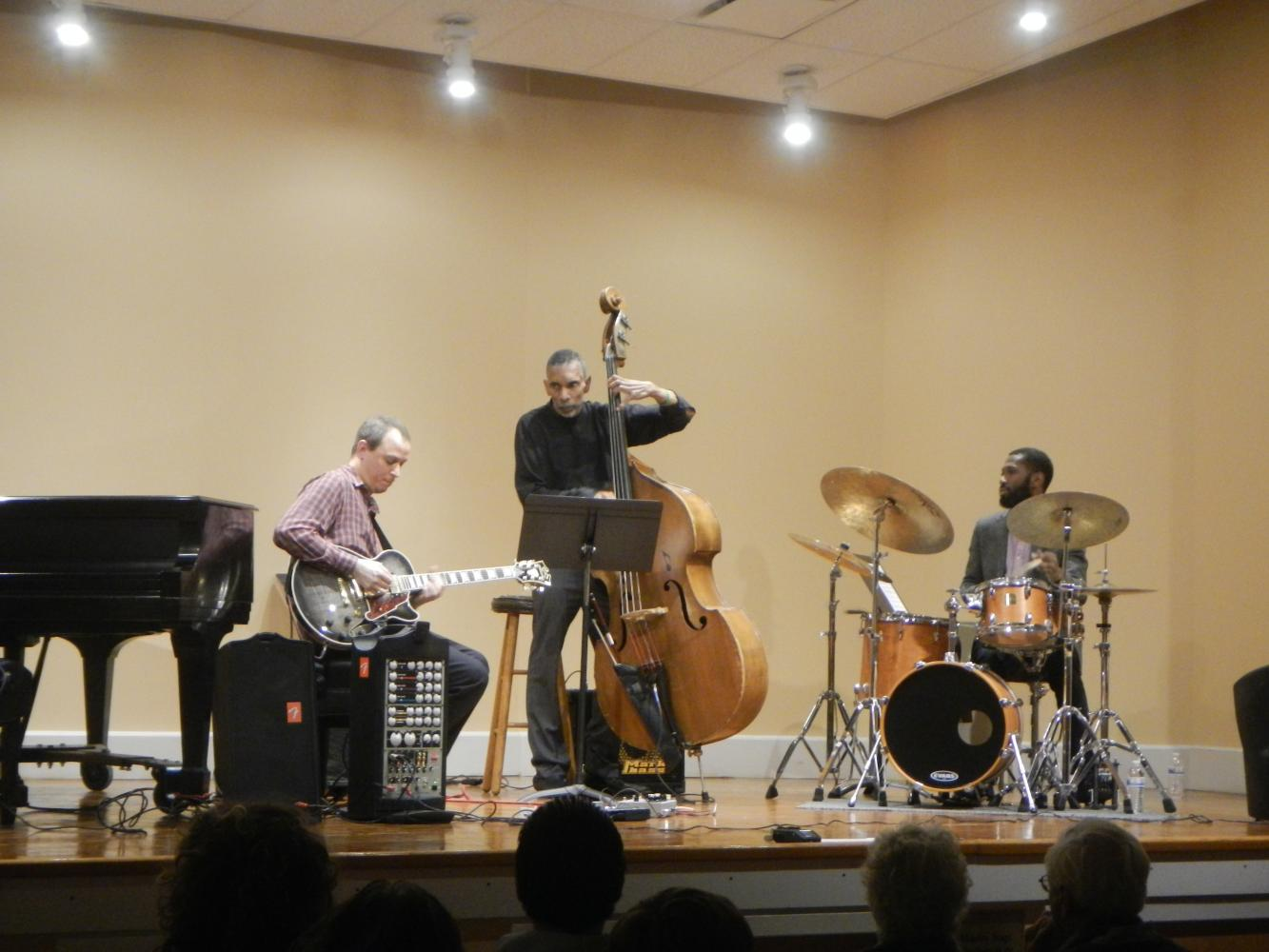 Kurt Rosenwinkel Trio at Germantown Settlement School