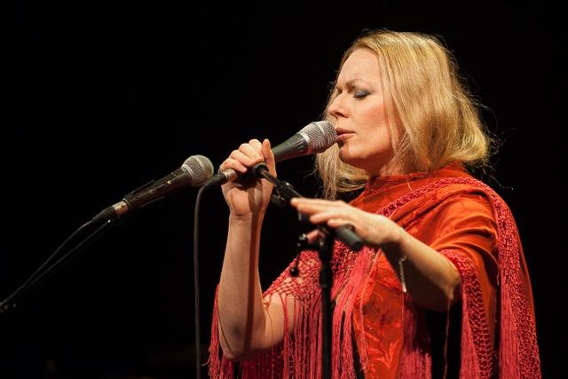 Anna Maria Jopek at Jazzy Tiel
