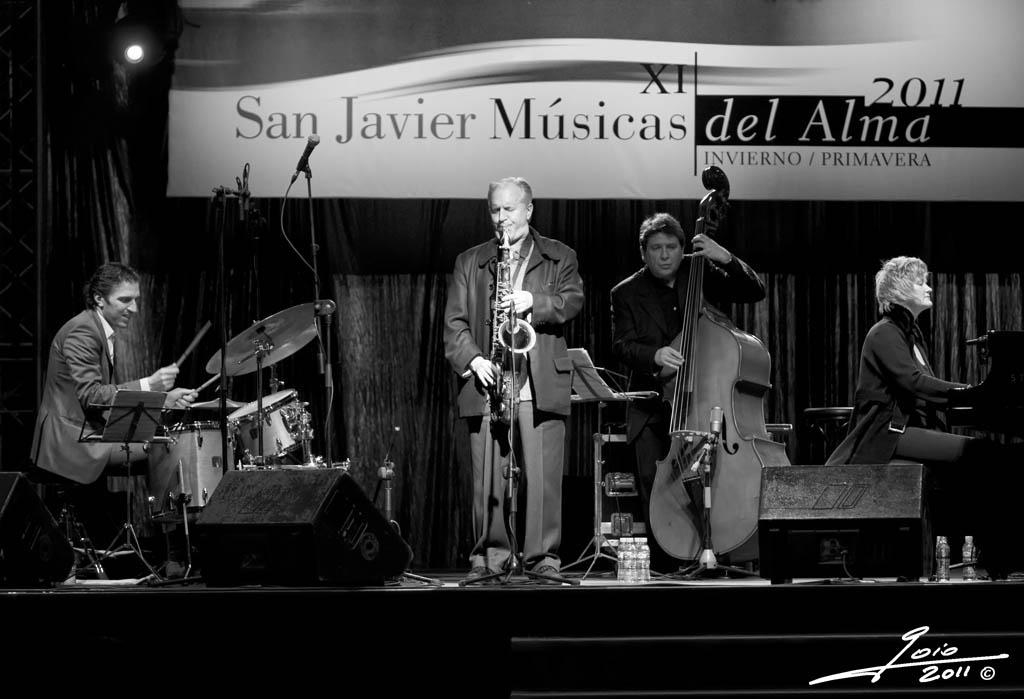 Hamilton-Derose Quartet-2011
