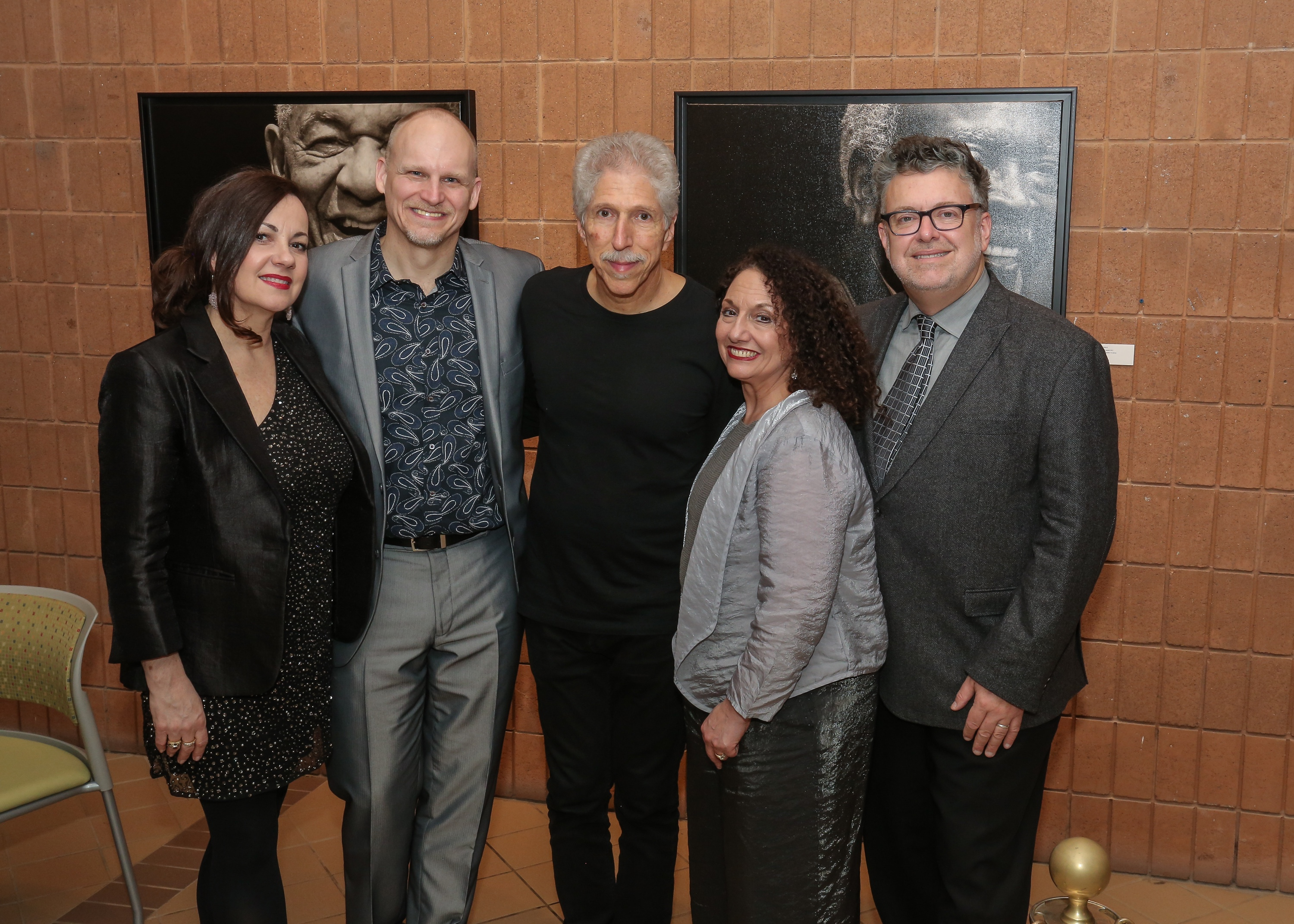 Bob Mintzer with New York Voices at MCG Jazz in Pittsburgh