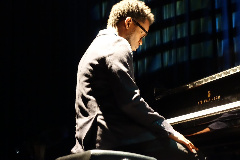 Aruan Ortiz, Jazztopad 2016, Wroclaw