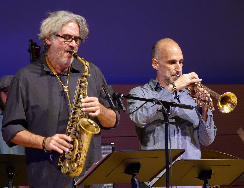 Tim Berne & Ralph Alessi at NYC Winter JazzFest 2016