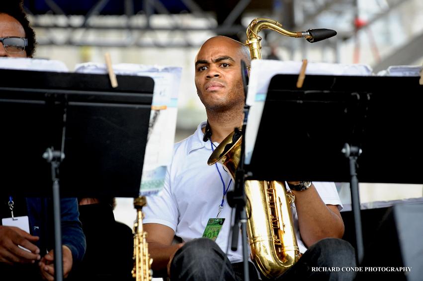 Wayne Escoffery / Newport Jazz Festival 2011