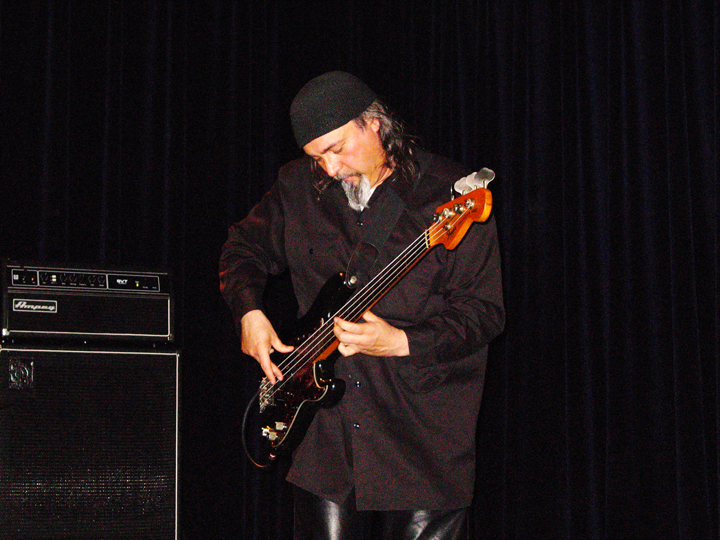 Bill Laswell with Robert Musso Trio - Bowery Poetry Club 2004