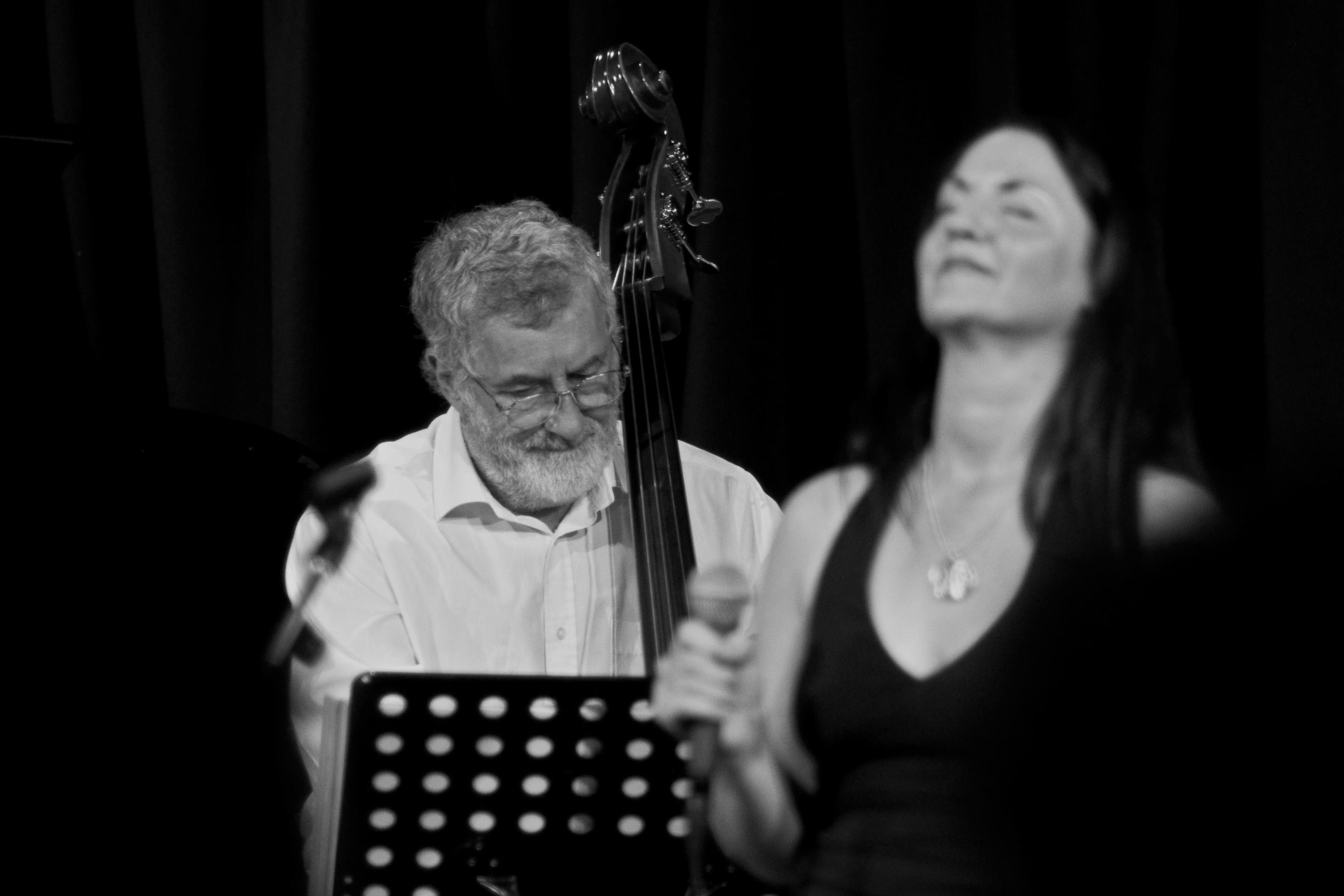 Beverley Beirne at Seven Jazz