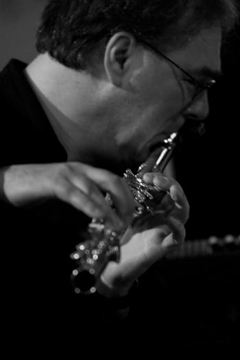 Krzysztof Popek of Krzysztof Popek International Quintet - Gdynia/Poland in May 2006