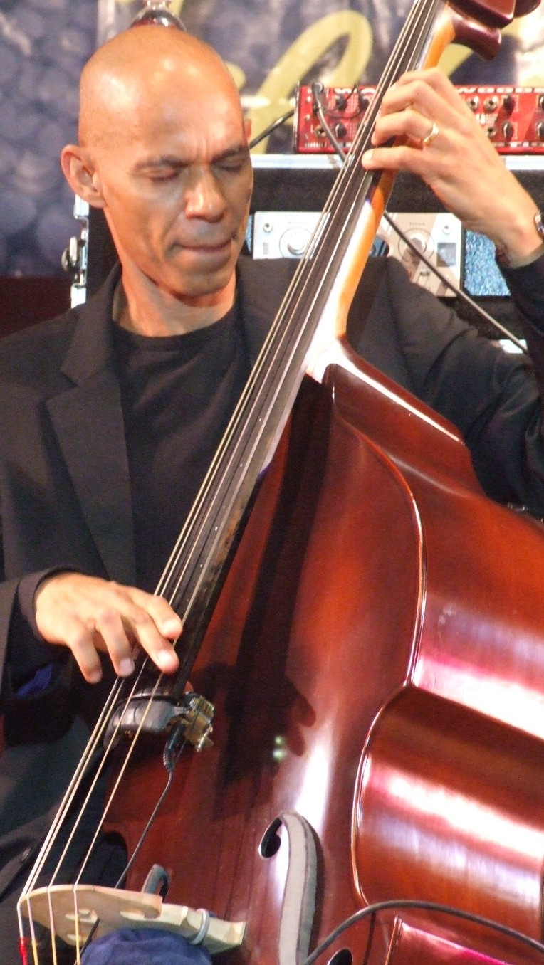 2008 Chicago Jazz Festival, Friday: Ira Coleman in That Betty Carter Tribute with Dee Dee