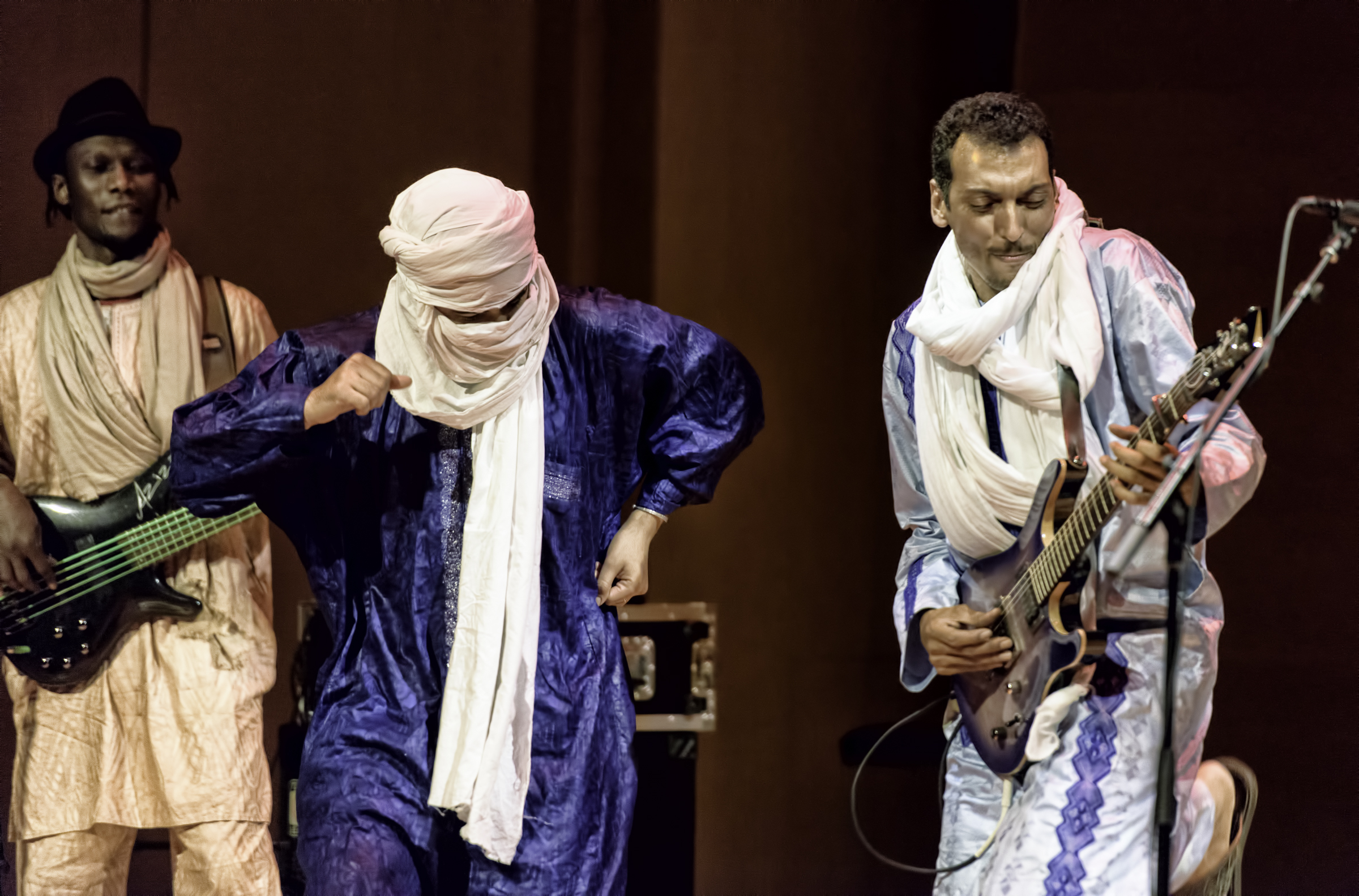 Youba Dia And Bombino At The Musical Instrument Museum (mim) In Phoenix