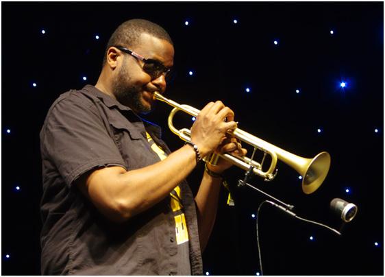 Sean jones, marcus miller group, love supreme jazz festival
