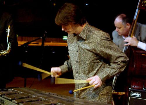Jim Hart (Vibes) Paul Morgan (Bass) 30469 Images of Jazz