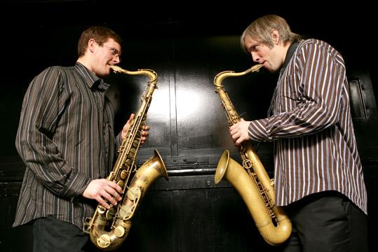 Eric Alexander & Grant Stewart 2006