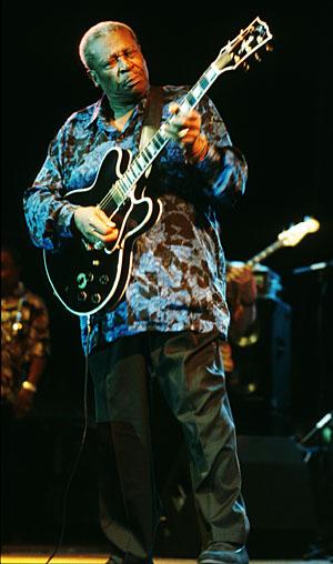 BB King, Alzey, 1999