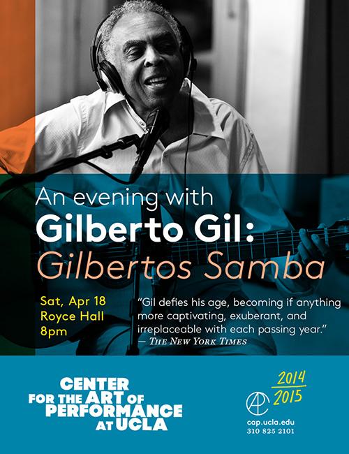 an Evening with Gilberto Gil: Gilbertos Samba