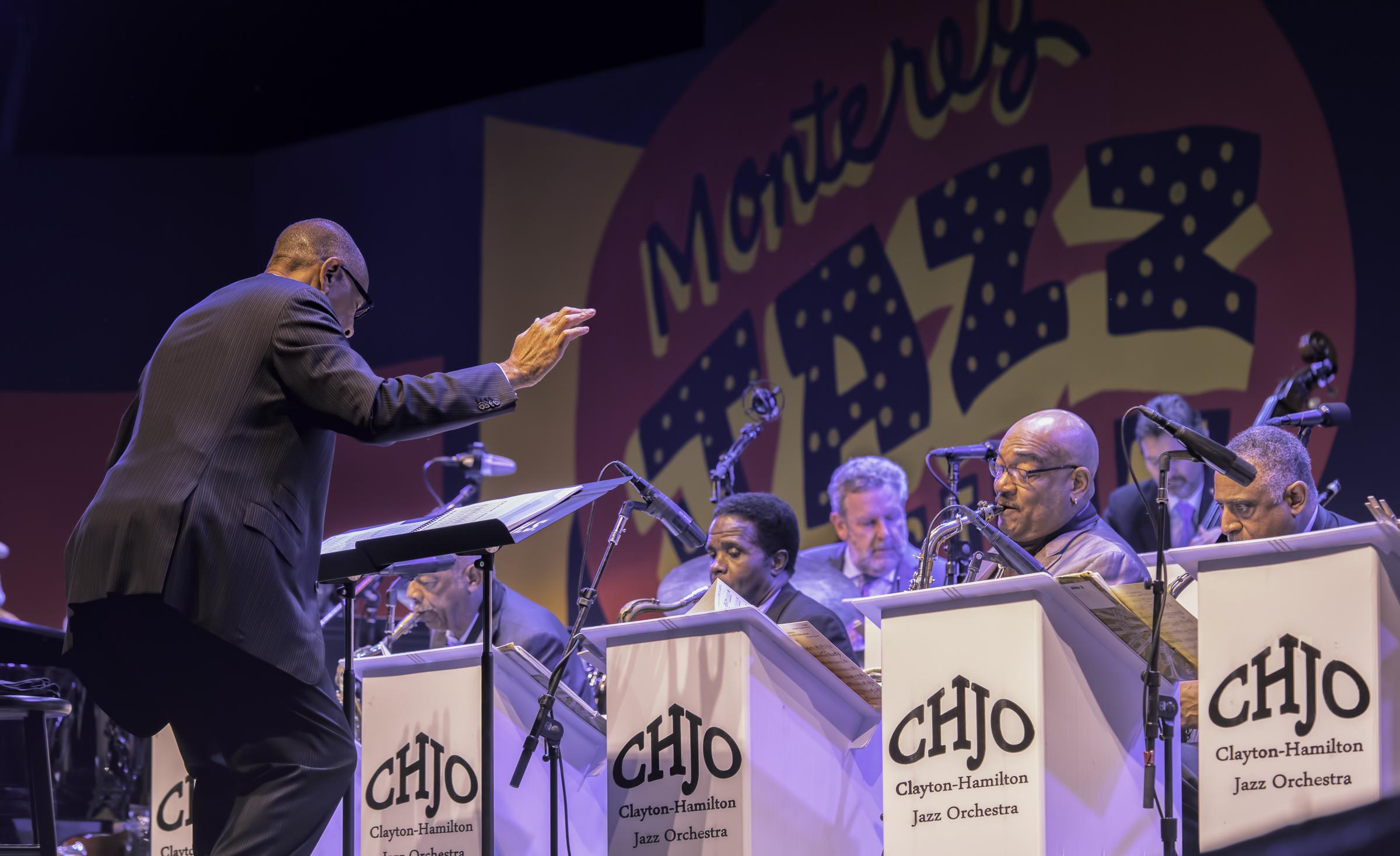 John Clayton and the Clayton-Hamilton Jazz Orchestra at the Monterey Jazz Festival