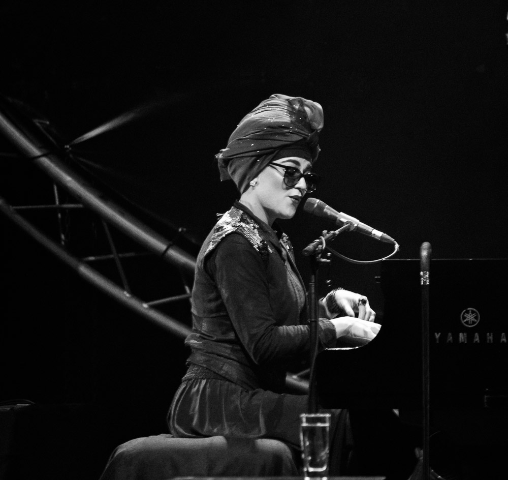 Melody gardot at jazzablanca festival 2013