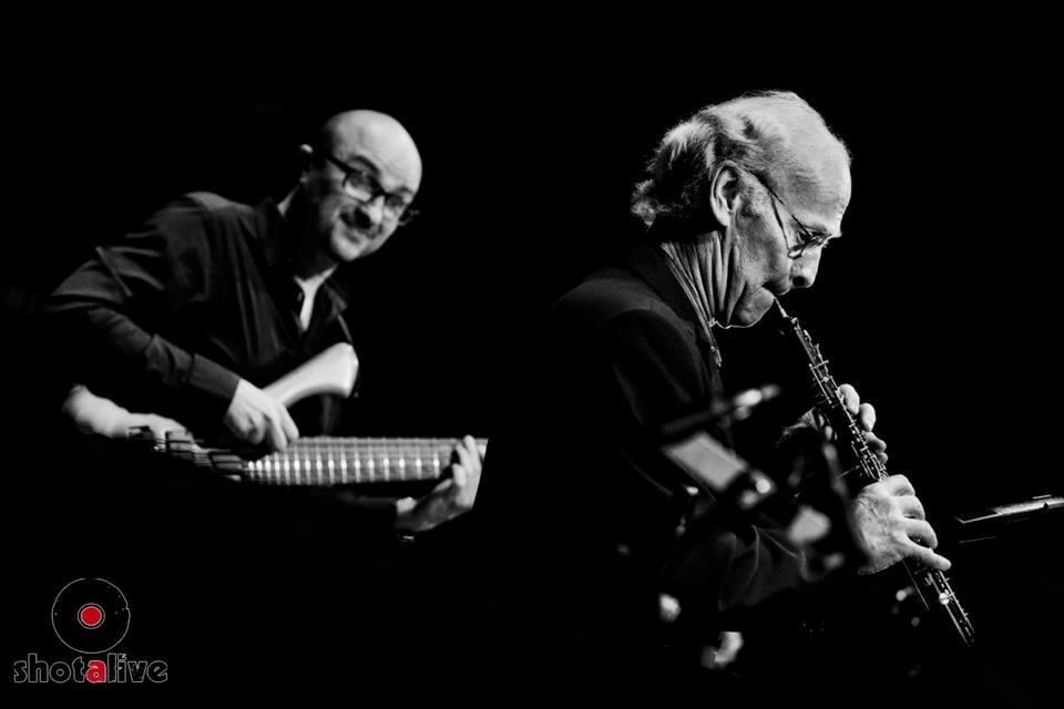 Pierluigi balducci & Paul McCandless