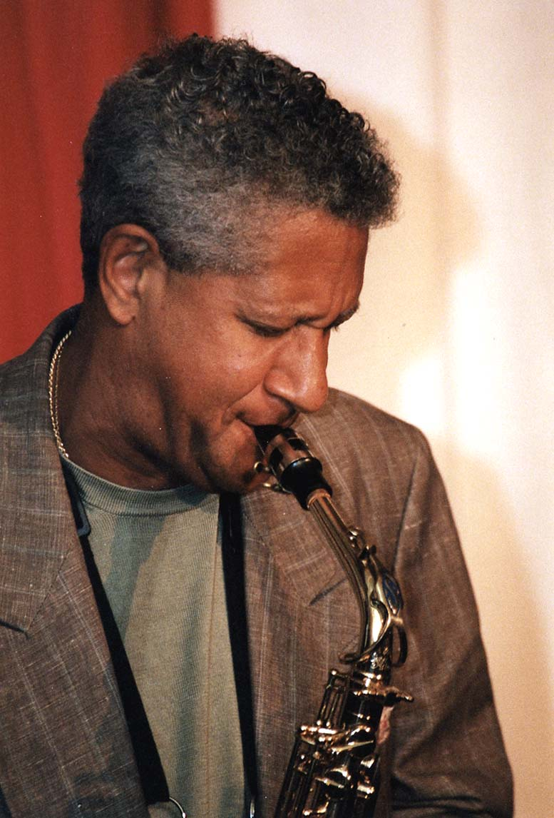 Gary Bartz, Guinness Cork Jazz Festival Oct 1997