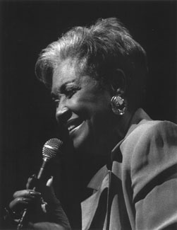 Nancy Wilson at Dmitriou's Jazz Alley 2001