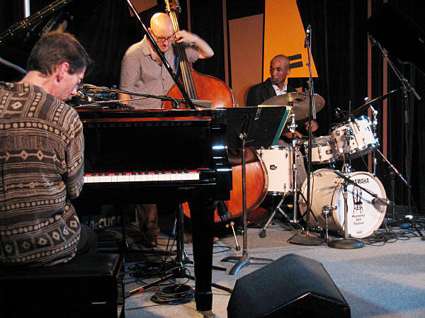 Fred Hersch Trio at the 2010 Monterey Jazz Festival