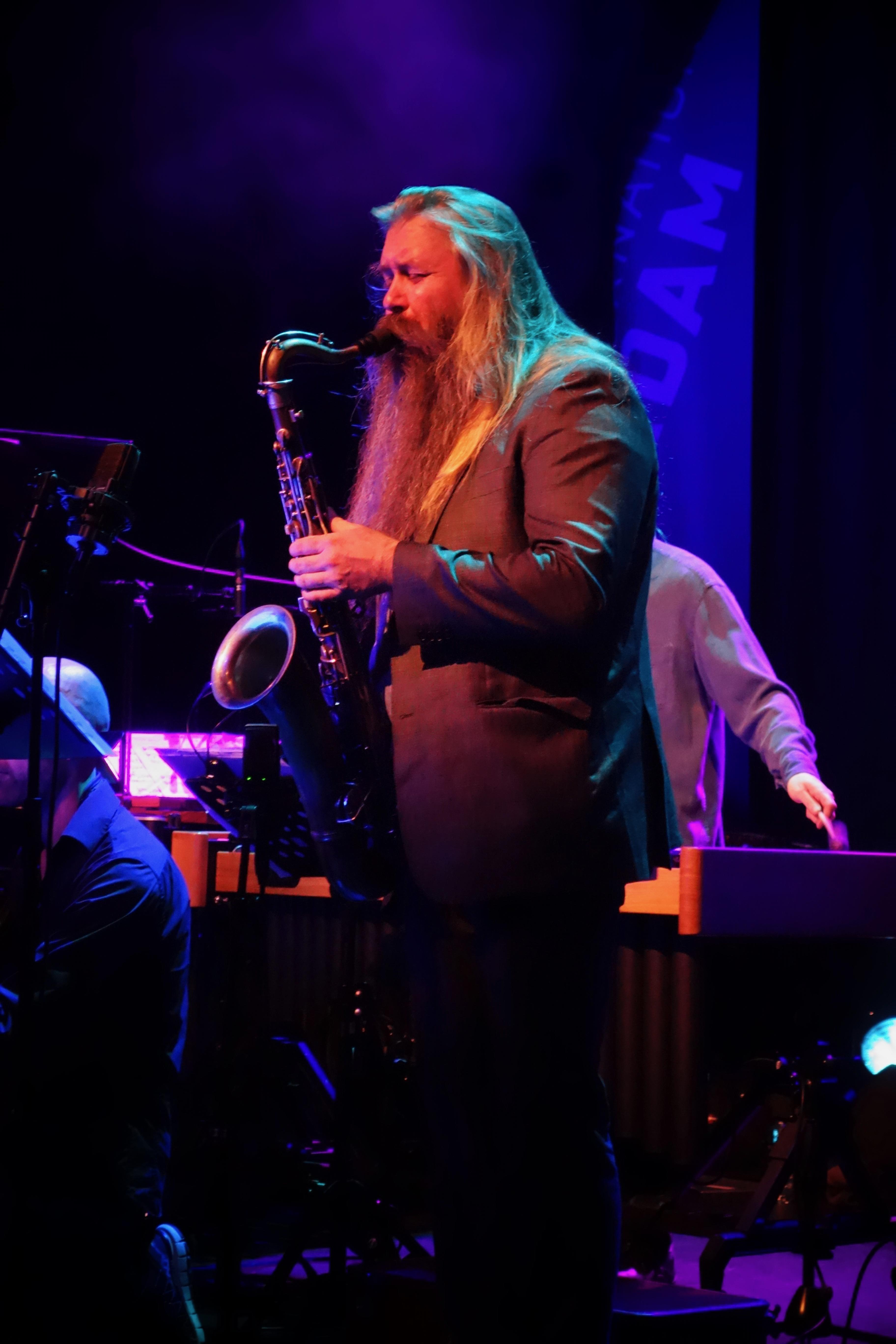 Trygve Seim - Rotterdam Jazz International Festival