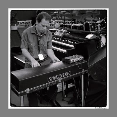 Larry Goldings, Jazz a Vienne, France, July 2006