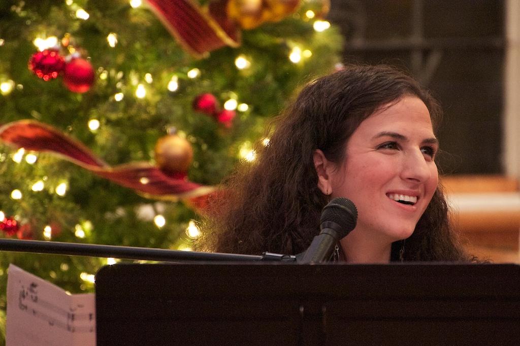 Laila Biali at the Jazz Tribute to John Lennon
