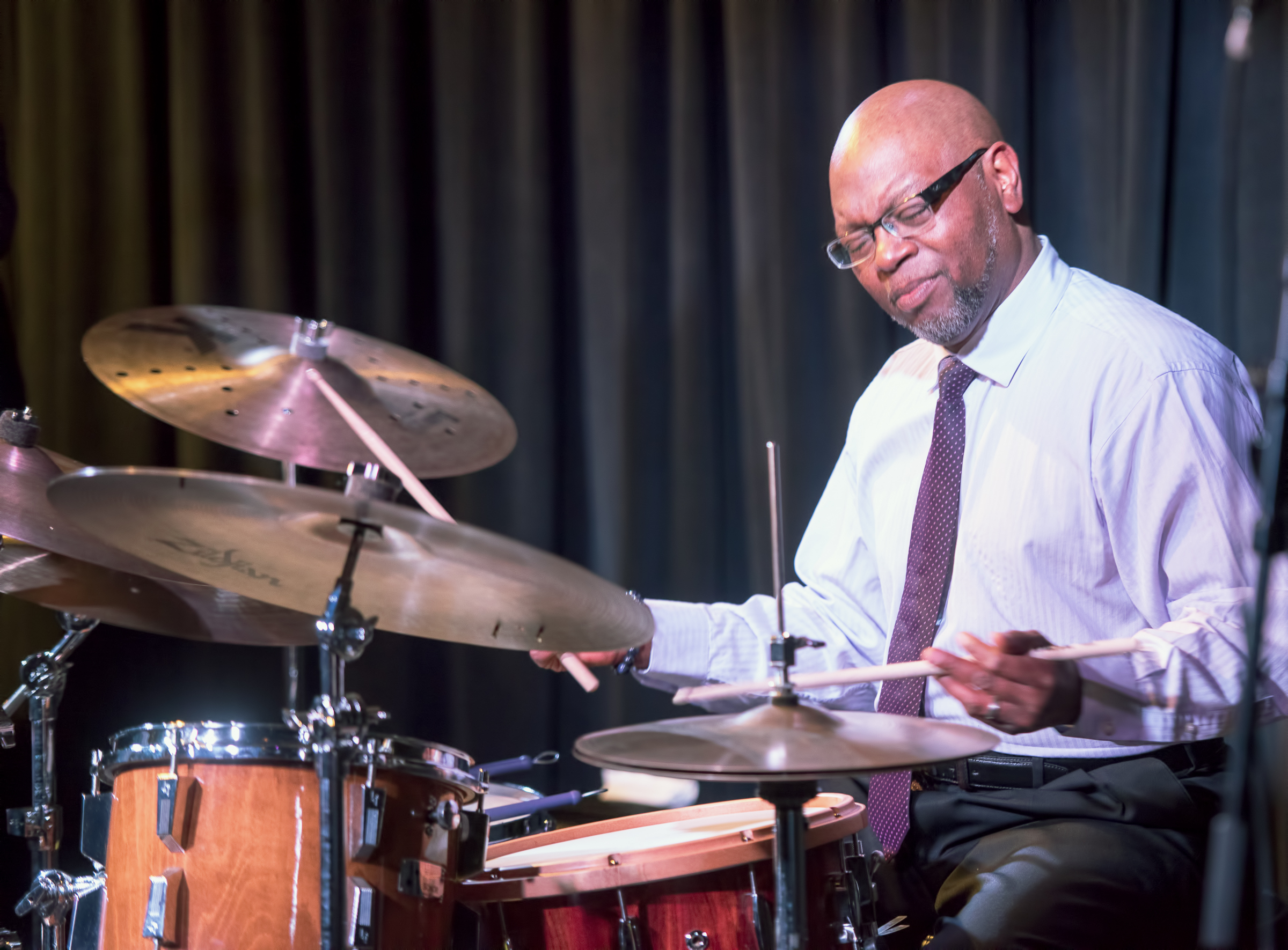 Lewis Nash In The Jazz Message: Celebrating The Legacy Of Art Blakey And The Jazz Messengers At The Nash In Phoenix