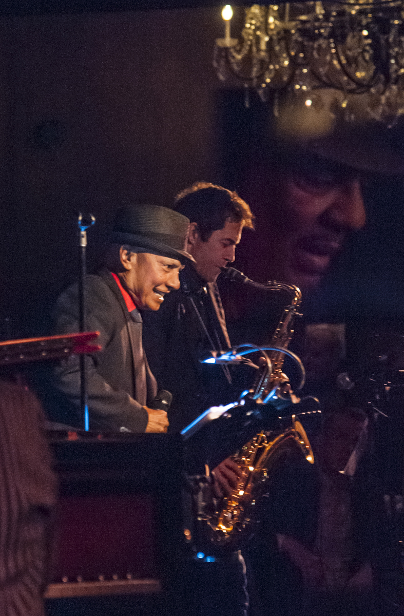 Colin Hunter & Perry White - Colin Hunter & Joe Sealy Quartet - Jazz Bistro - Toronto