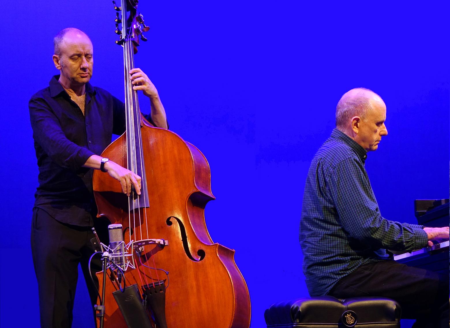 Lloyd Swanton & Chris Abrahams -- The Necks in Houston