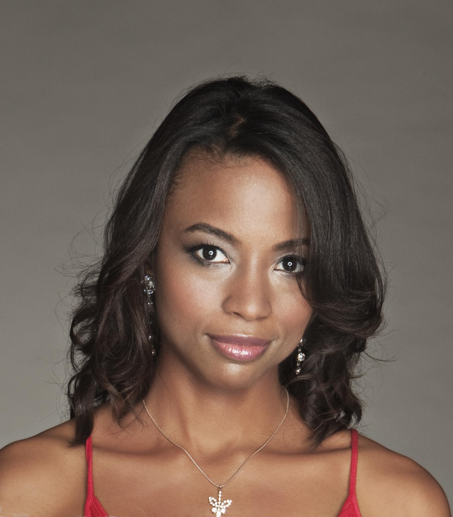 Vocalist Tiffany Austin